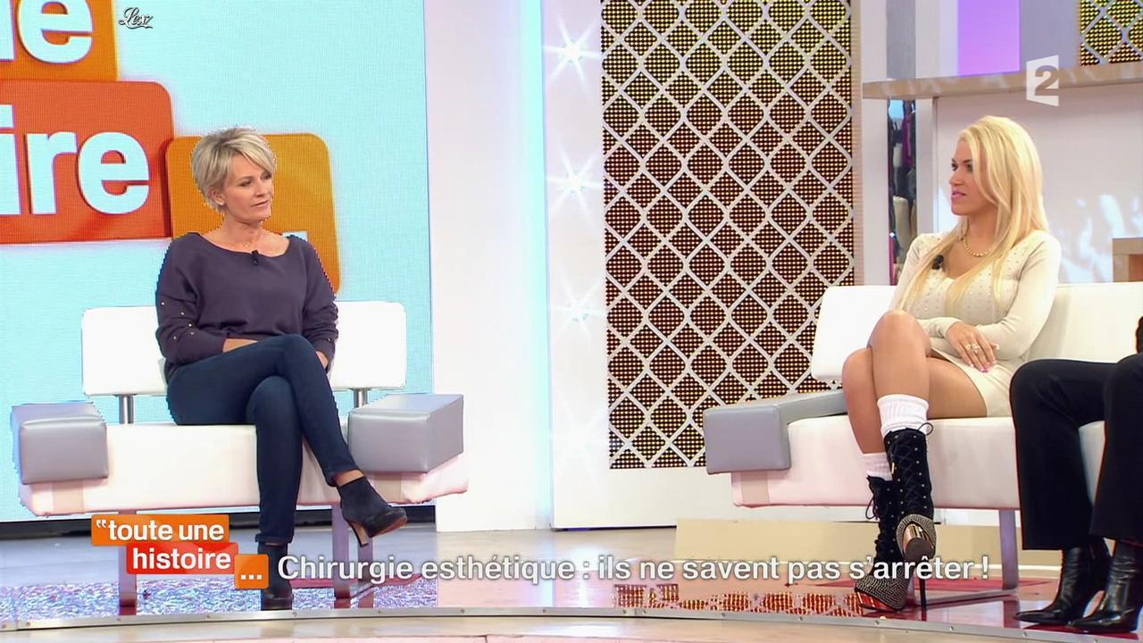 Nelly dans Toute une Histoire. Diffusé à la télévision le 28/01/14.