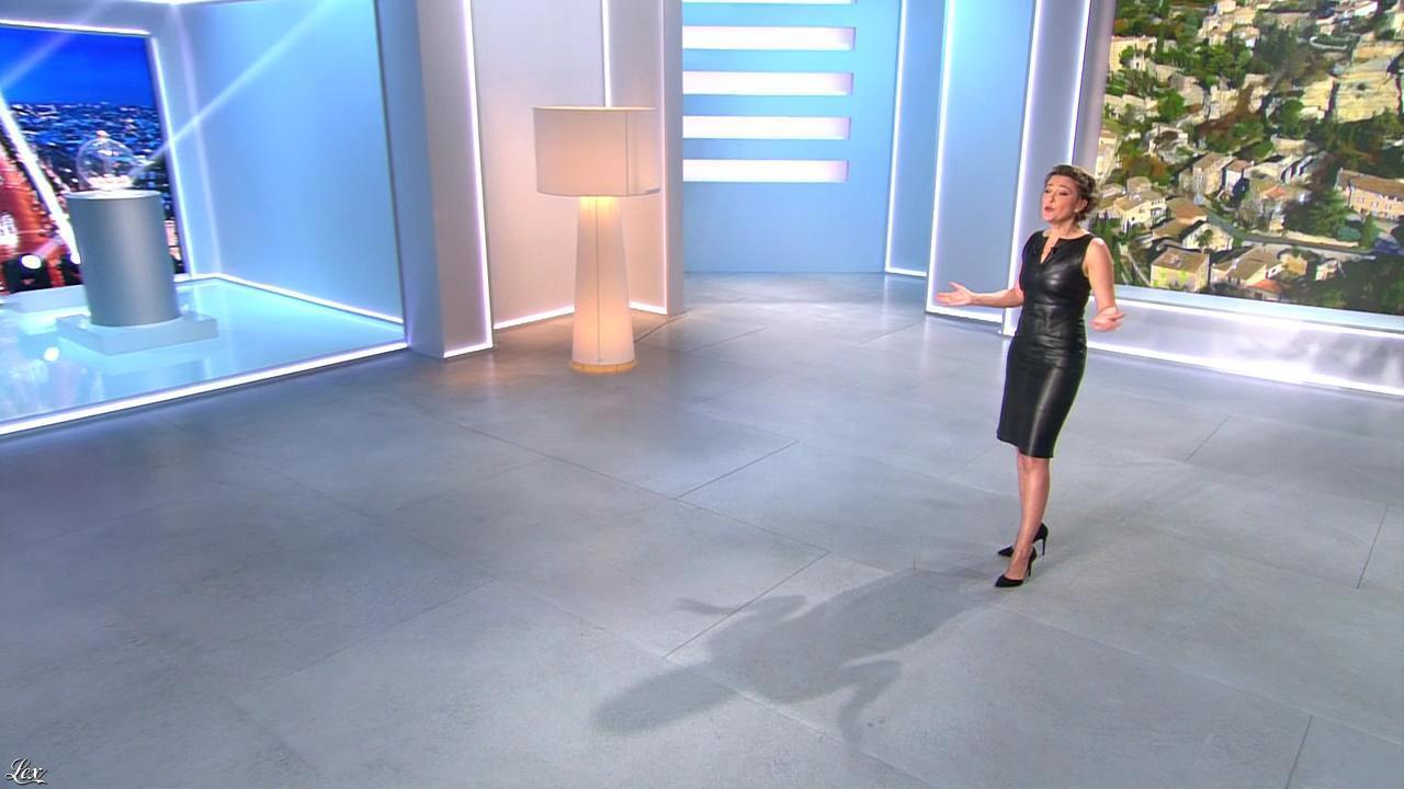Sandrine Quétier dans Loto. Diffusé à la télévision le 26/02/14.
