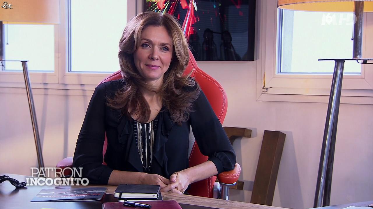 Karine Cohen dans Patron Incognito. Diffusé à la télévision le 07/01/15.