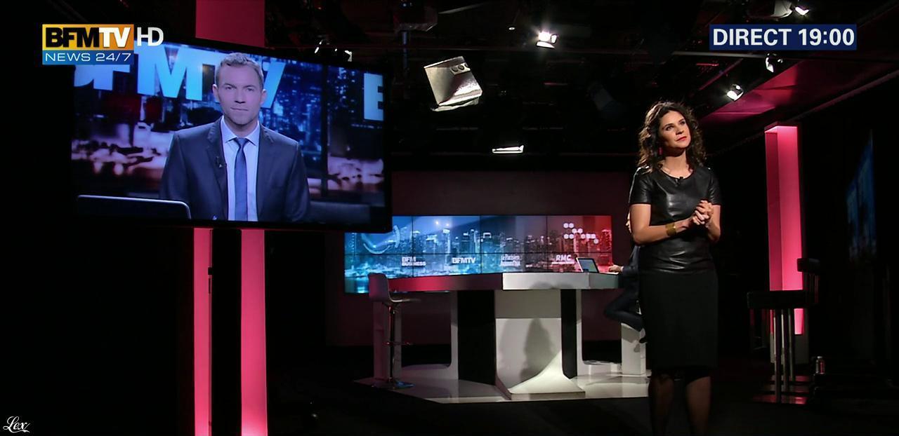 Apolline De Malherbe dans BFM Politique. Diffusé à la télévision le 06/03/16.