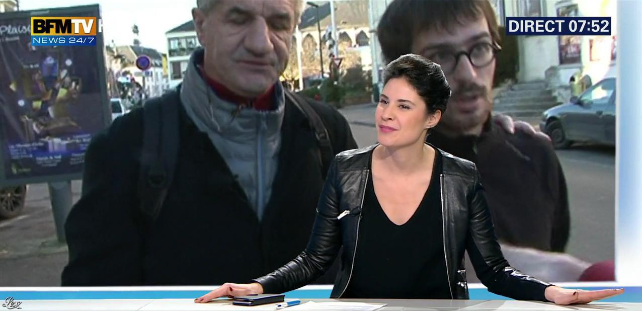 Apolline De Malherbe dans Première Edition. Diffusé à la télévision le 17/03/16.