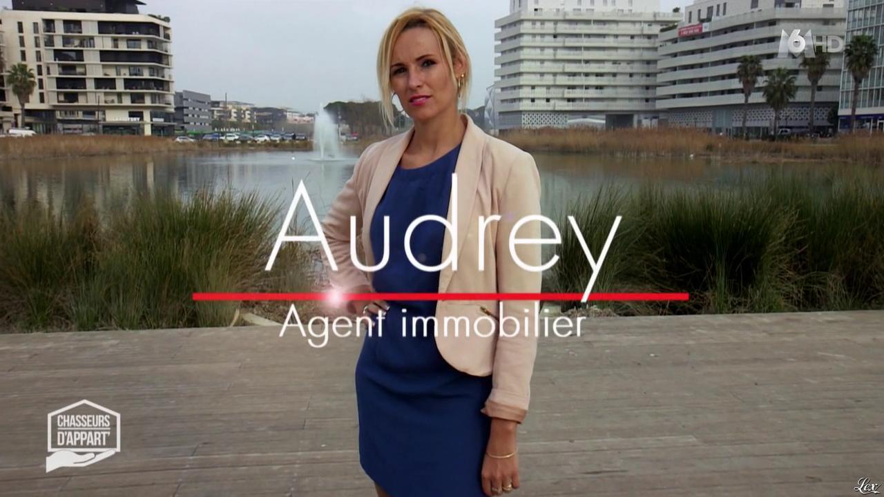 Audrey dans chasseurs d 39 appart 28 03 16 02 - Chasseur d appart gagnant ...