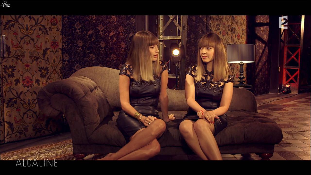 Brigitte dans Concert Alcaline. Diffusé à la télévision le 24/09/15.