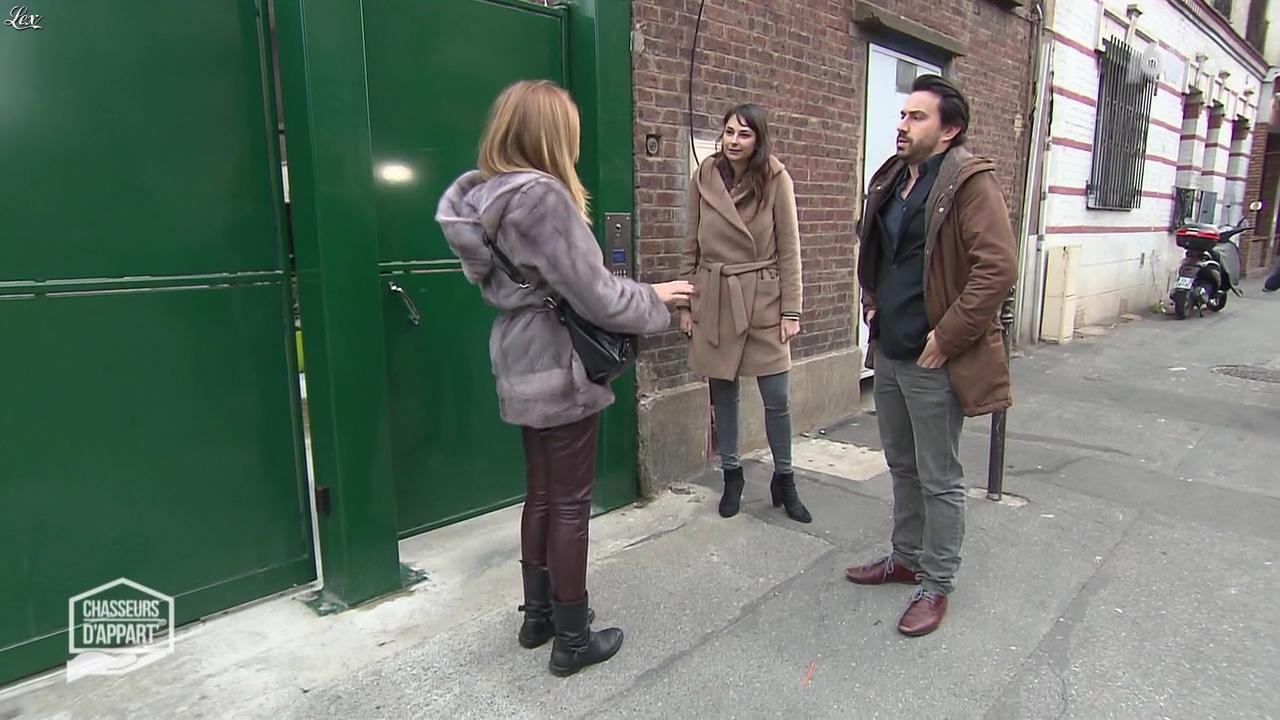 Deborah dans Chasseurs d'Appart. Diffusé à la télévision le 01/03/16.