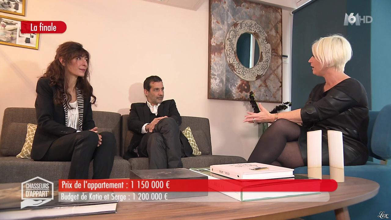 Delphine dans Chasseurs d'Appart. Diffusé à la télévision le 19/02/16.