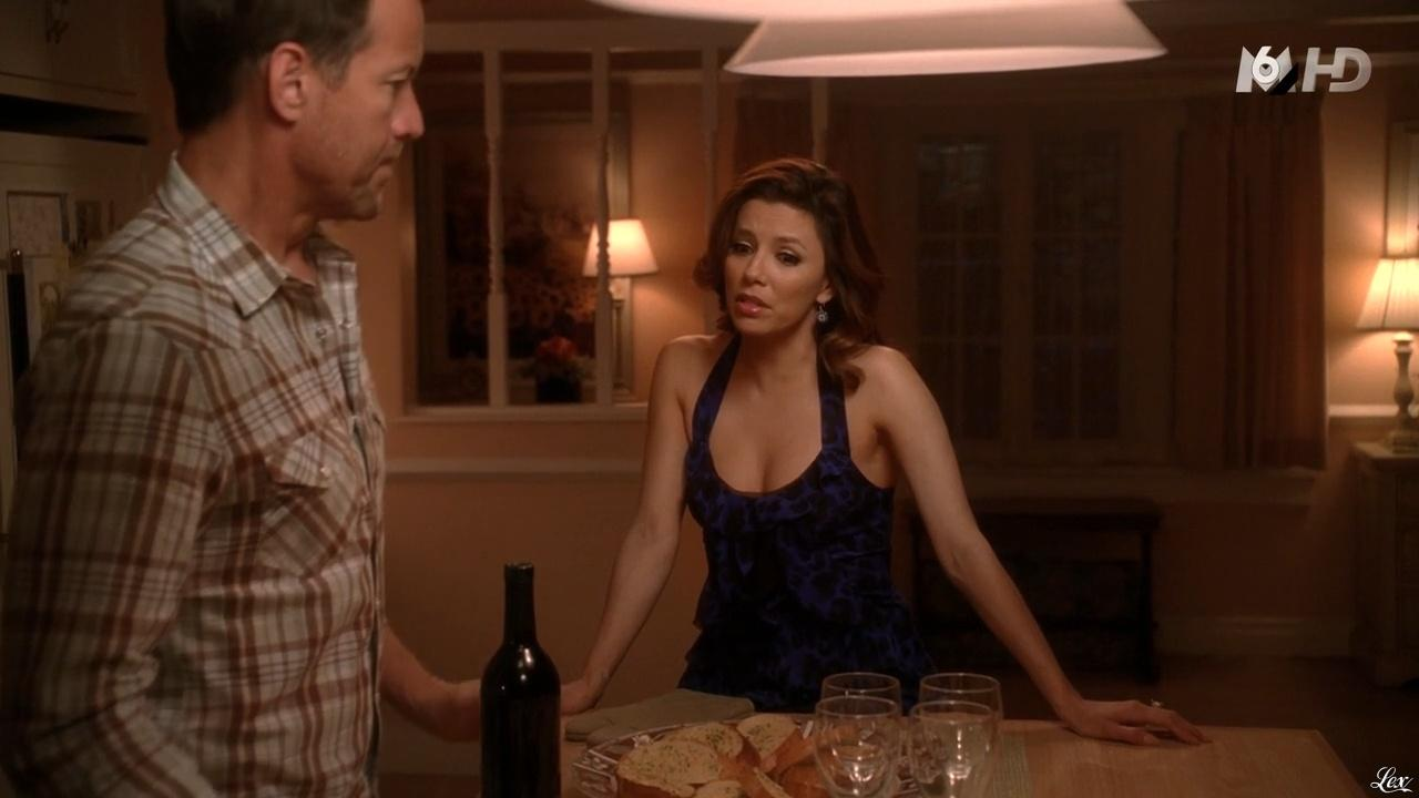 Eva Longoria dans Desperate Housewives. Diffusé à la télévision le 16/11/15.