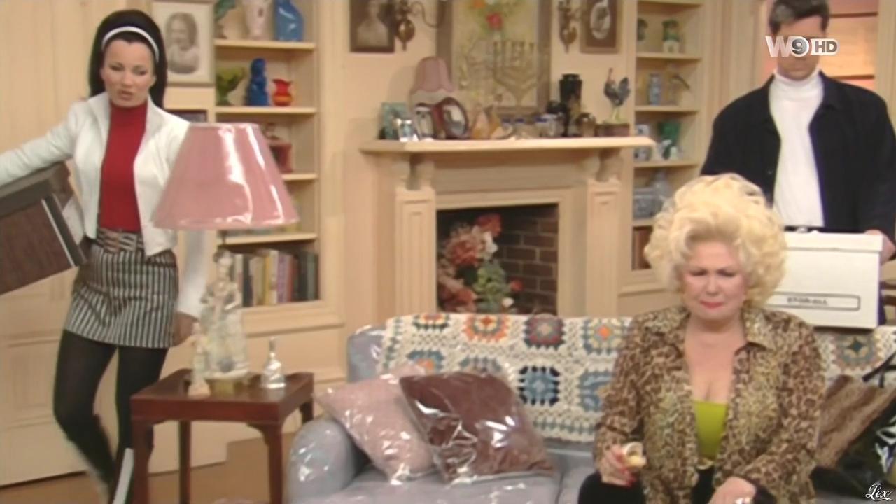 Fran Drescher dans une Nounou d'Enfer. Diffusé à la télévision le 09/02/16.