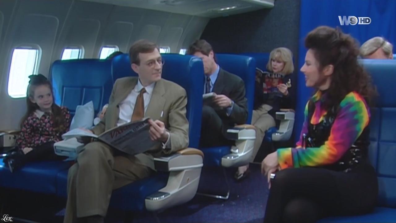 Fran Drescher dans une Nounou d'Enfer. Diffusé à la télévision le 18/12/15.