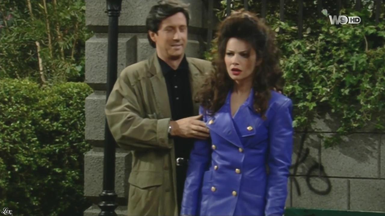 Fran Drescher dans une Nounou d'Enfer. Diffusé à la télévision le 20/01/16.