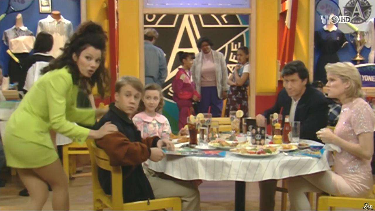 Fran Drescher dans une Nounou d'Enfer. Diffusé à la télévision le 22/01/16.