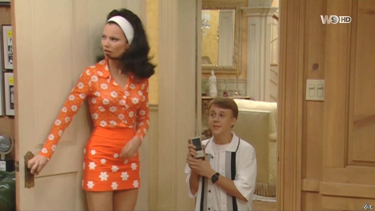 Fran Drescher dans une Nounou d'Enfer. Diffusé à la télévision le 27/01/16.