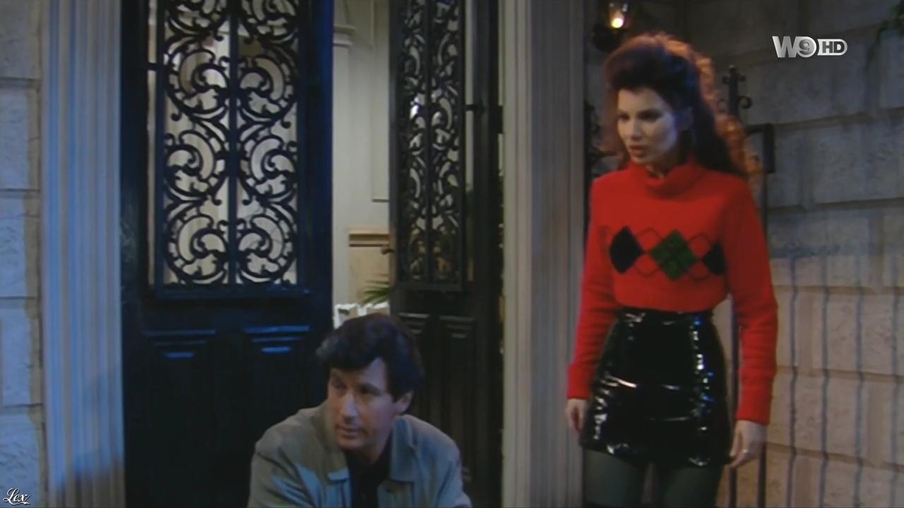 Fran Drescher dans une Nounou d'Enfer. Diffusé à la télévision le 29/12/15.
