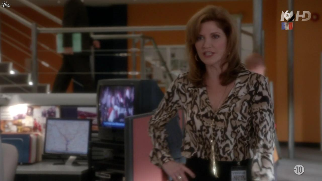 Melinda McGraw dans NCIS. Diffusé à la télévision le 27/11/15.