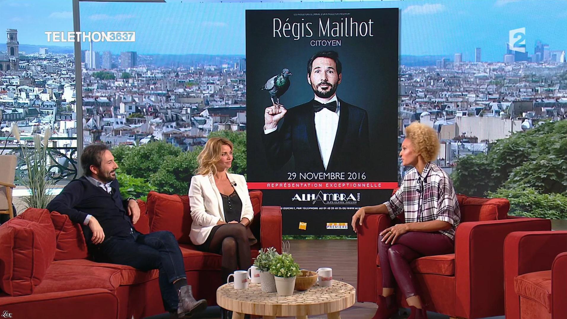 Amanda Scott dans Amanda. Diffusé à la télévision le 02/12/16.