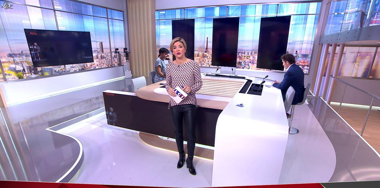Bénédicte Le Chatelier dans LCI et Vous. Diffusé à la télévision le 09/02/17.