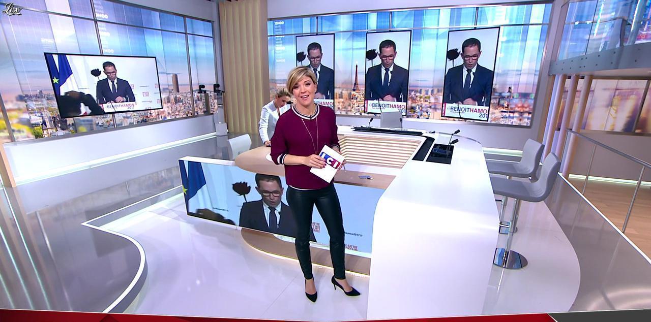 Bénédicte Le Chatelier dans LCI et Vous. Diffusé à la télévision le 31/01/17.
