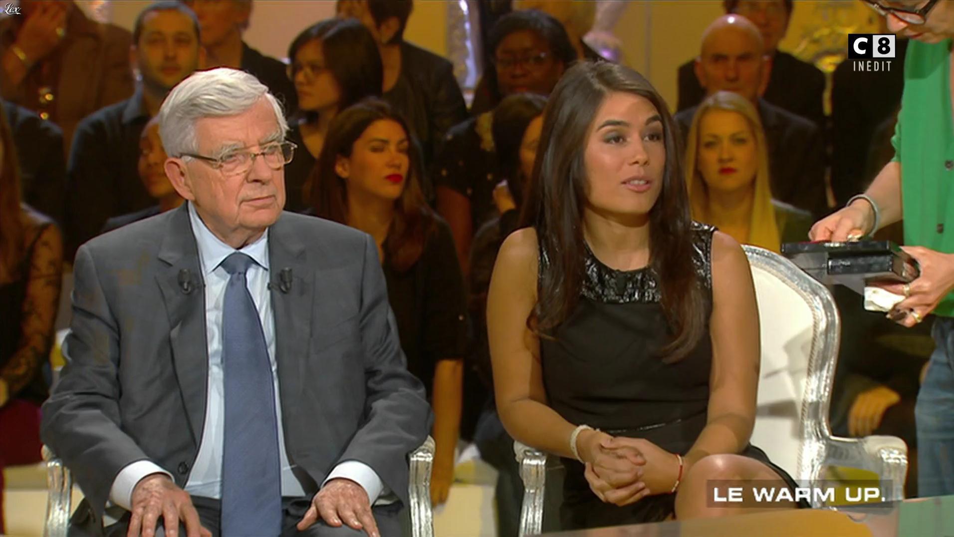 Emilie Tran Nguyen dans Salut les Terriens. Diffusé à la télévision le 22/10/16.