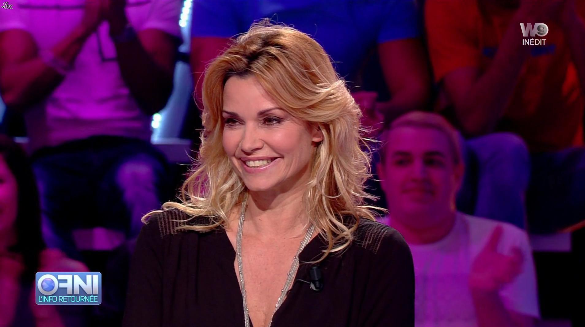 Ingrid Chauvin dans OFNI. Diffusé à la télévision le 06/12/16.