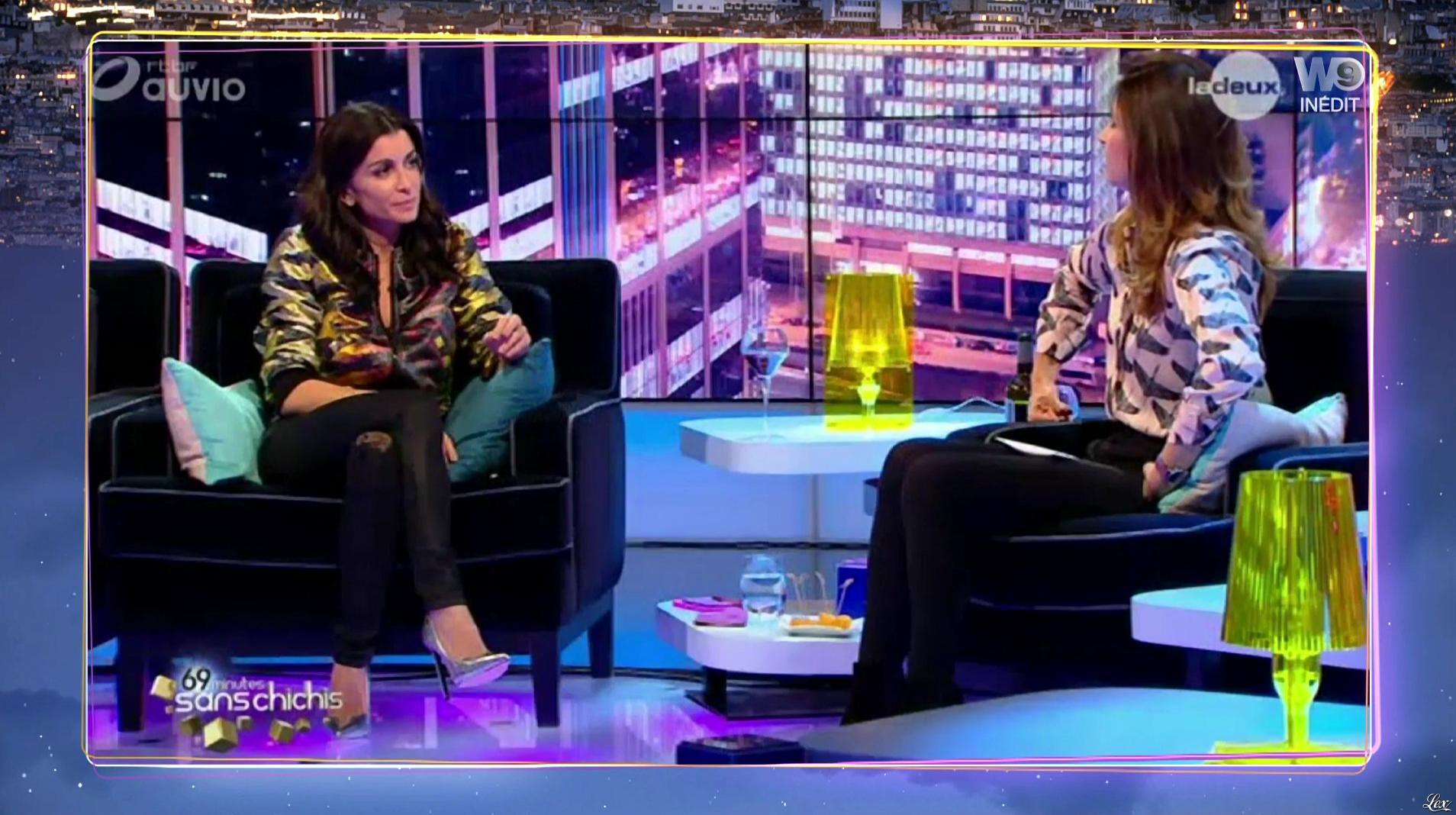 Jenifer Bartoli dans OFNI. Diffusé à la télévision le 29/11/16.