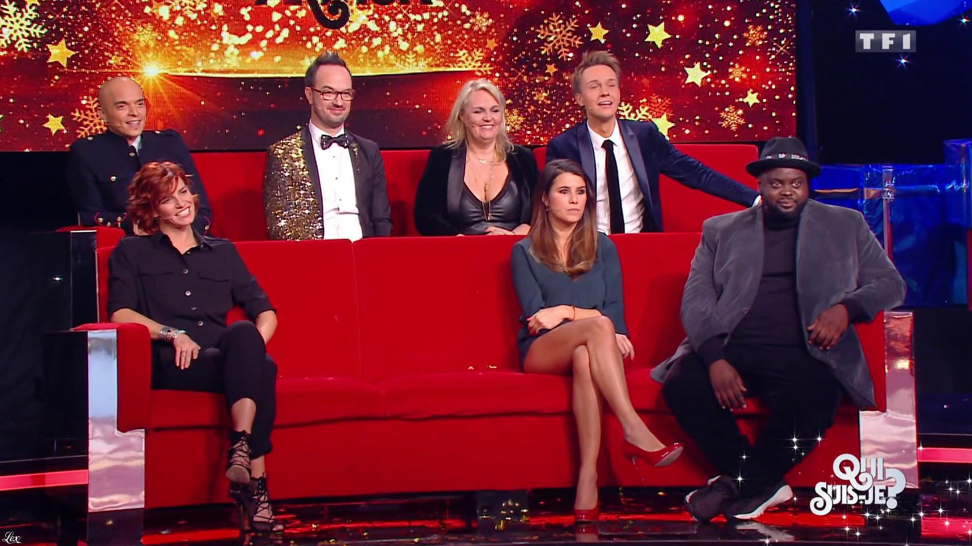 Karine Ferri dans à Noël Tout Est Permis. Diffusé à la télévision le 23/12/16.