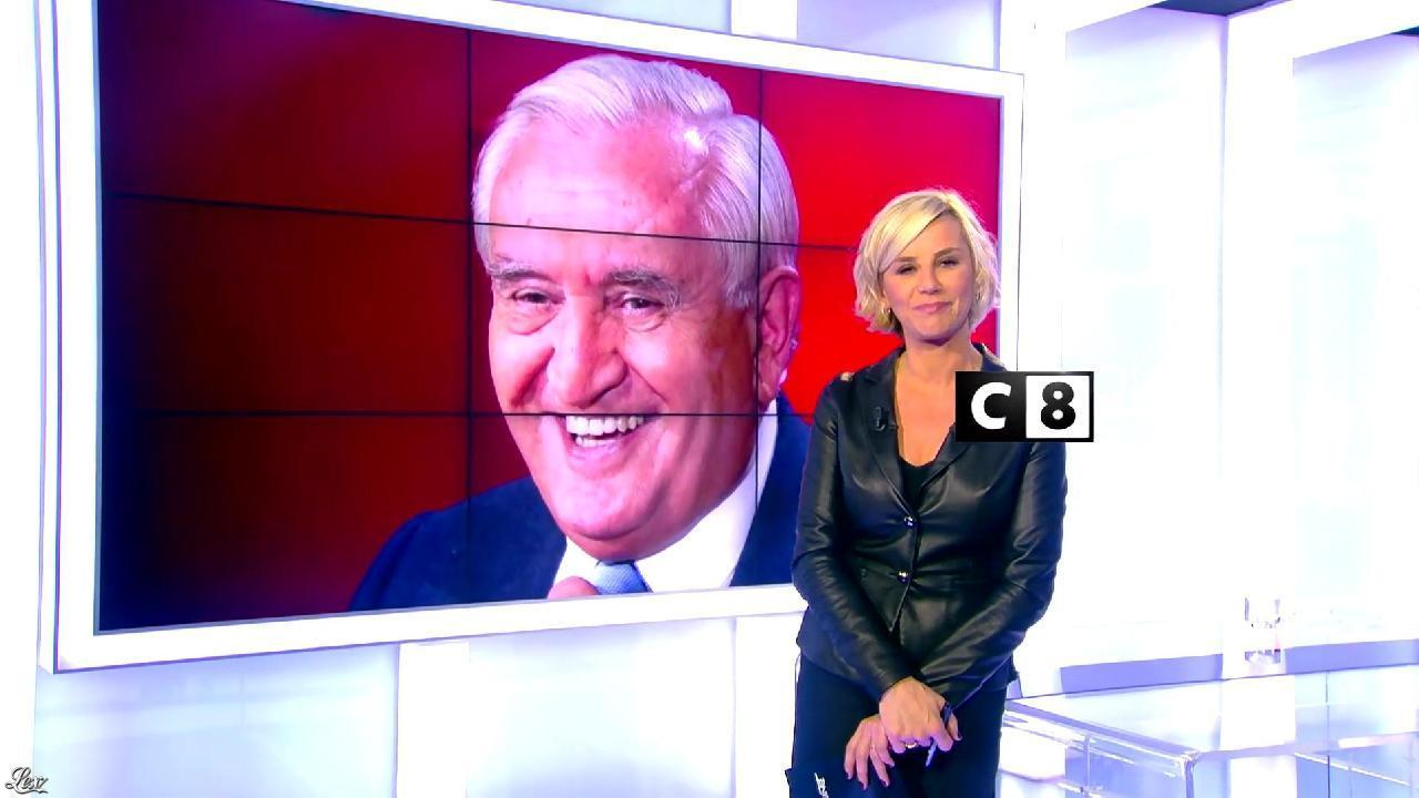 Laurence Ferrari dans une Bande-Annonce de Punchline. Diffusé à la télévision le 05/02/17.