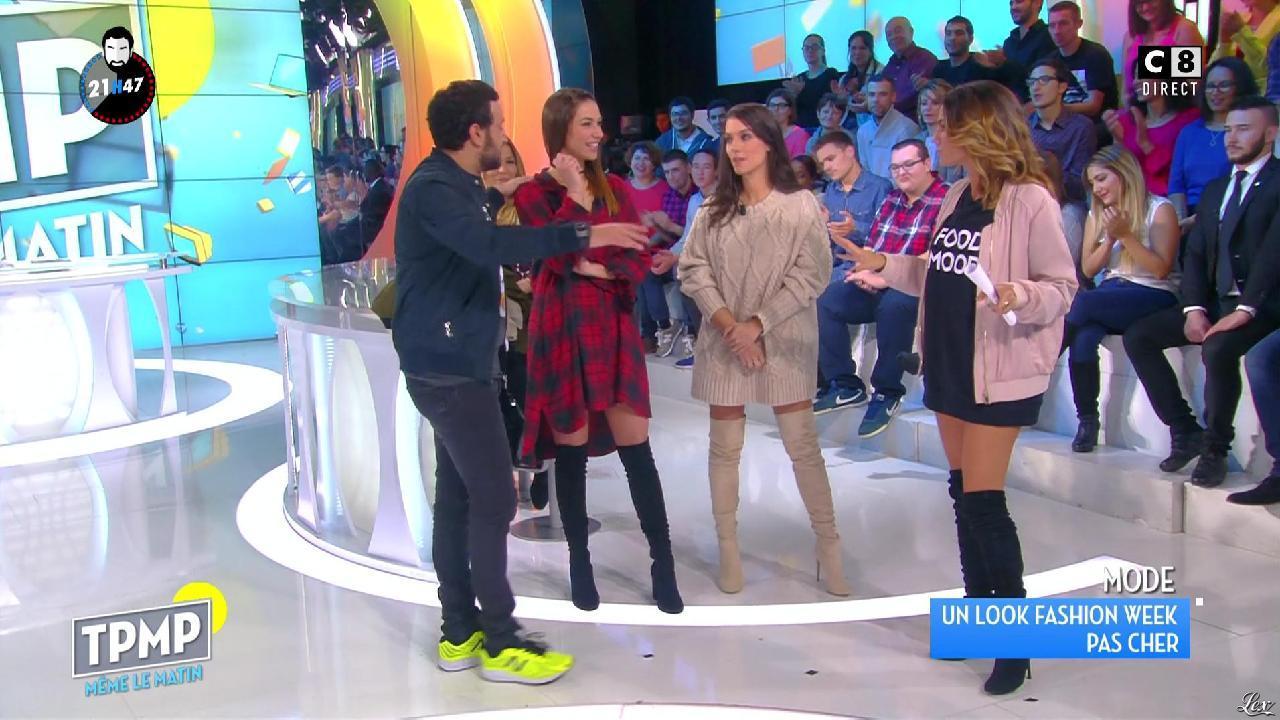 Ludivine Sagna, Clio Pajczer et FrancesÇa Antoniotti dans les 35 Heures de Baba. Diffusé à la télévision le 14/10/16.