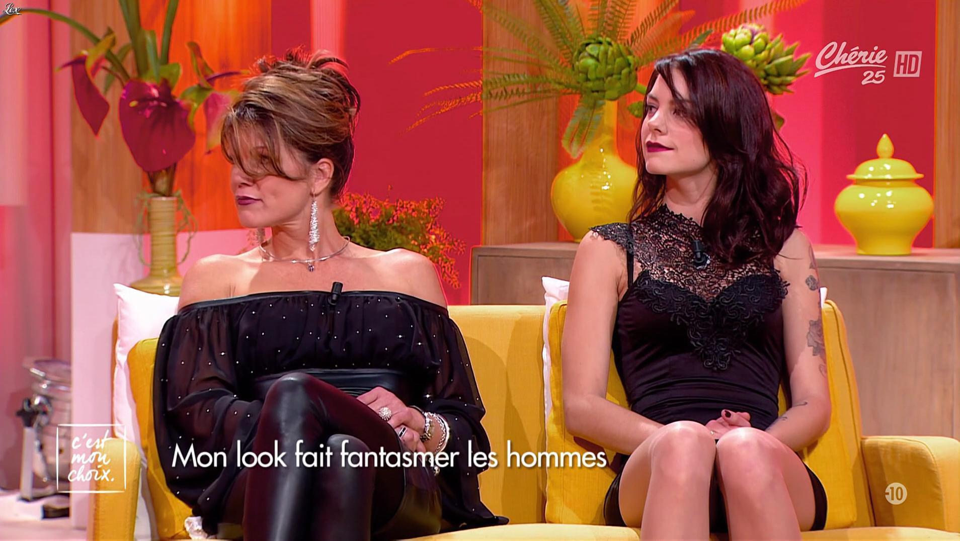 Marie dans c'est mon Choix. Diffusé à la télévision le 14/08/16.