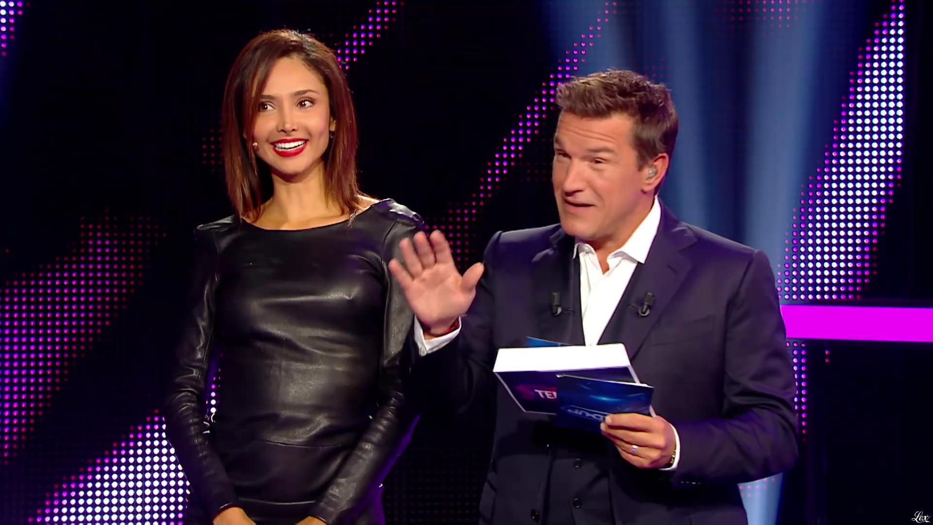Patricia Gloria Contreras dans Holdup. Diffusé à la télévision le 18/11/16.