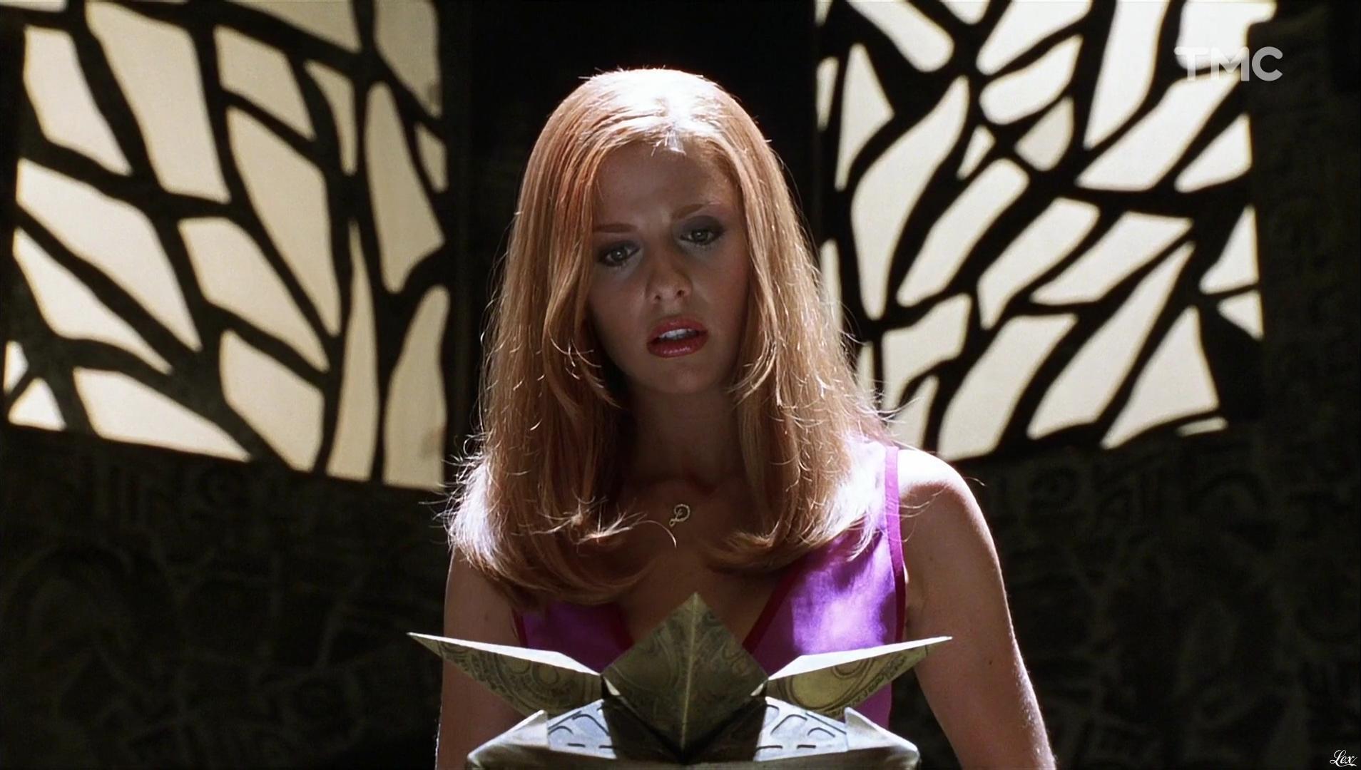 Sarah Michelle Gellar dans Scooby Doo. Diffusé à la télévision le 18/12/16.