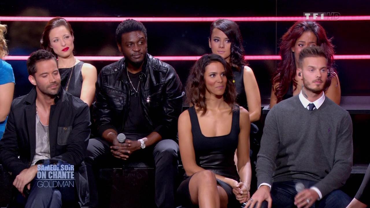 Shy m'et Alizée dans Samedi Soir On Chante Goldman. Diffusé à la télévision le 19/01/13.