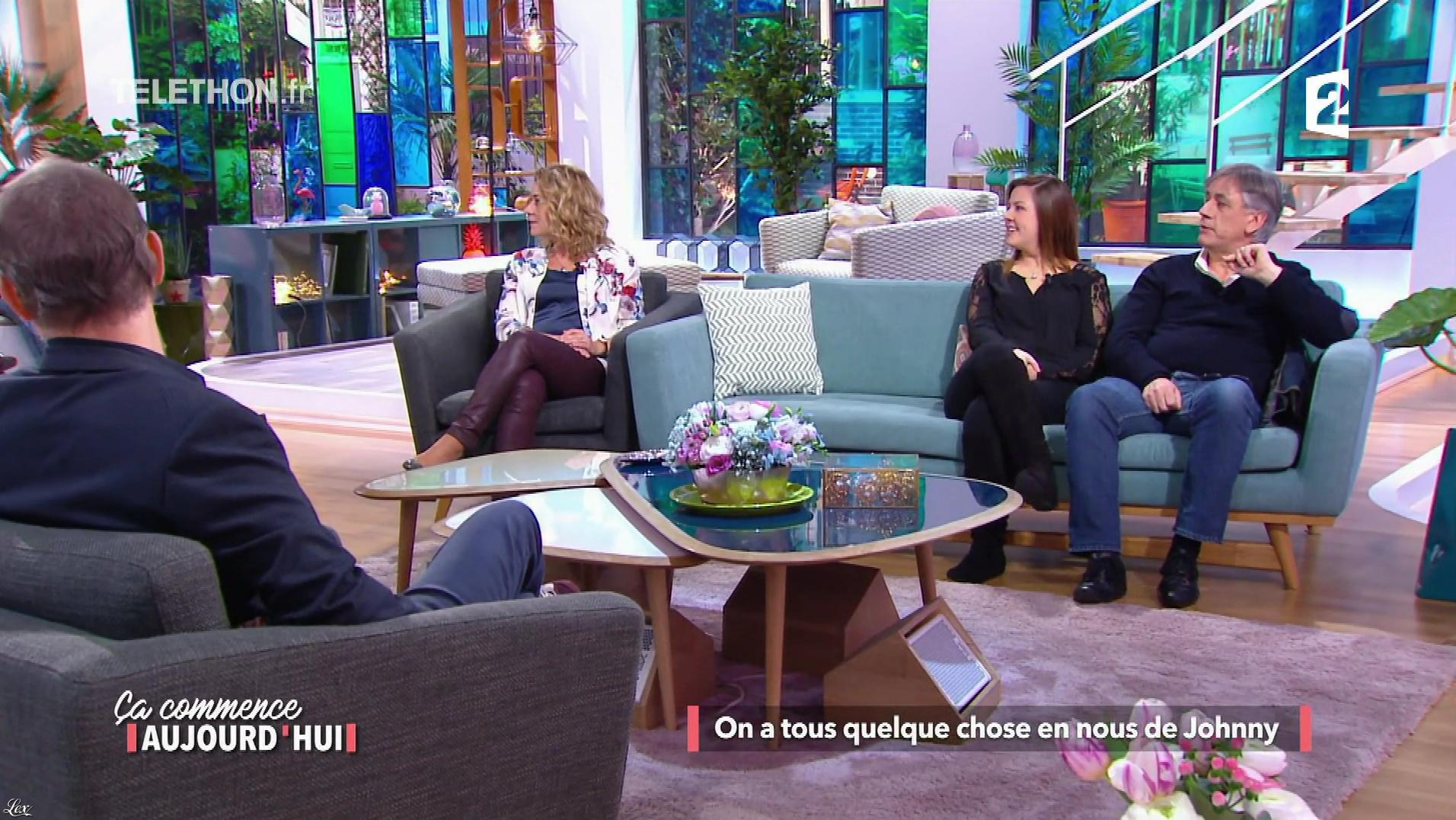 Christele Albaret dans Ça Commence Aujourd'hui. Diffusé à la télévision le 08/12/17.
