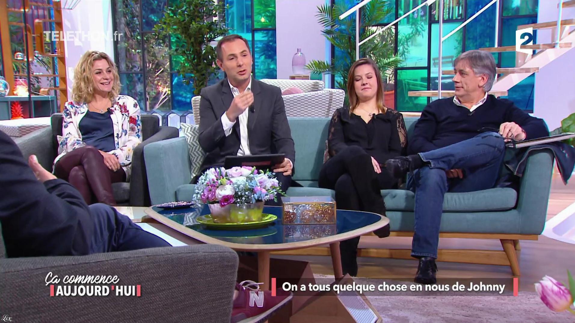 Christèle Albaret dans Ça Commence Aujourd'hui. Diffusé à la télévision le 08/12/17.