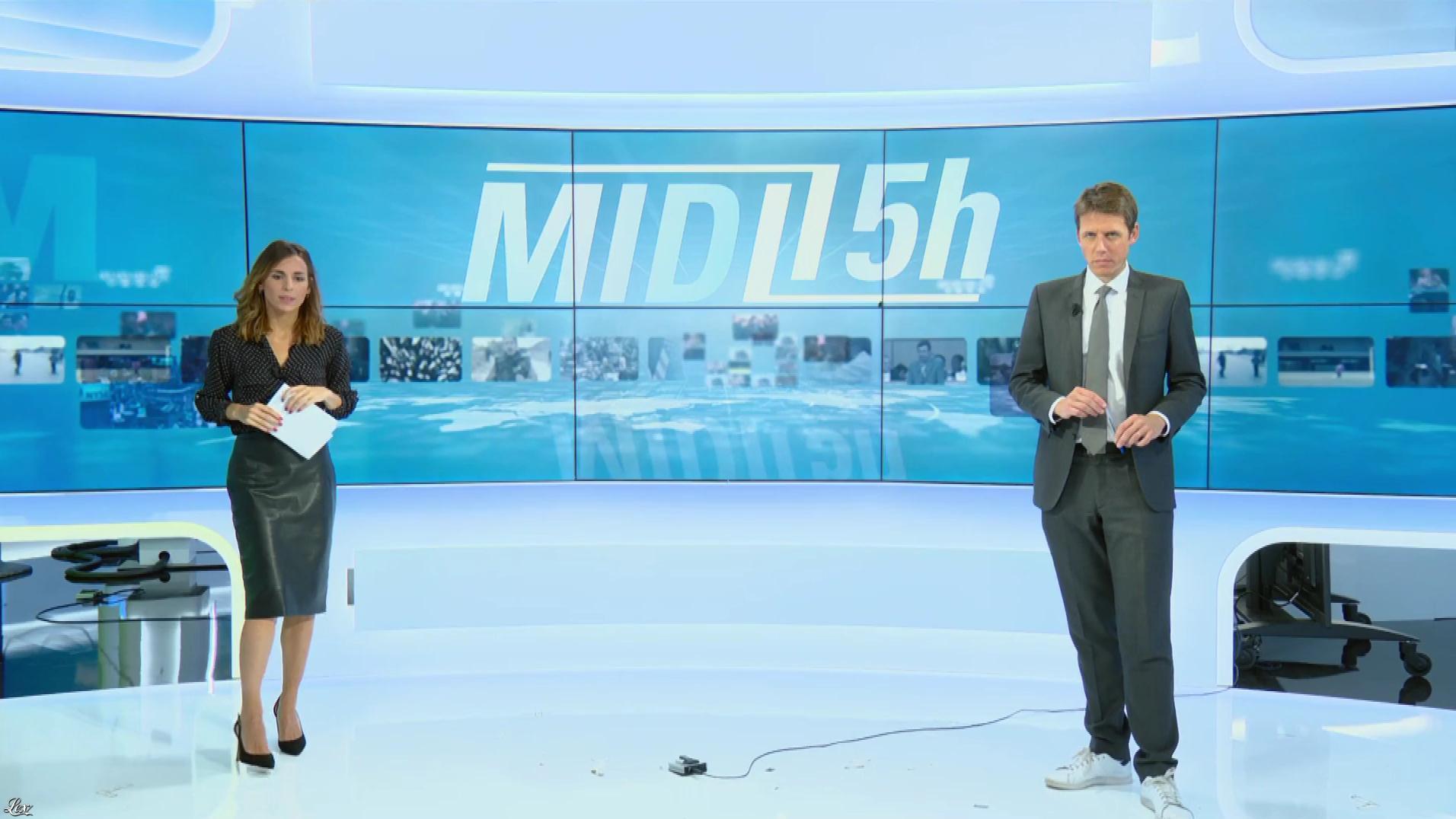 Alice Darfeuille dans le Midi-15h. Diffusé à la télévision le 08/10/19.