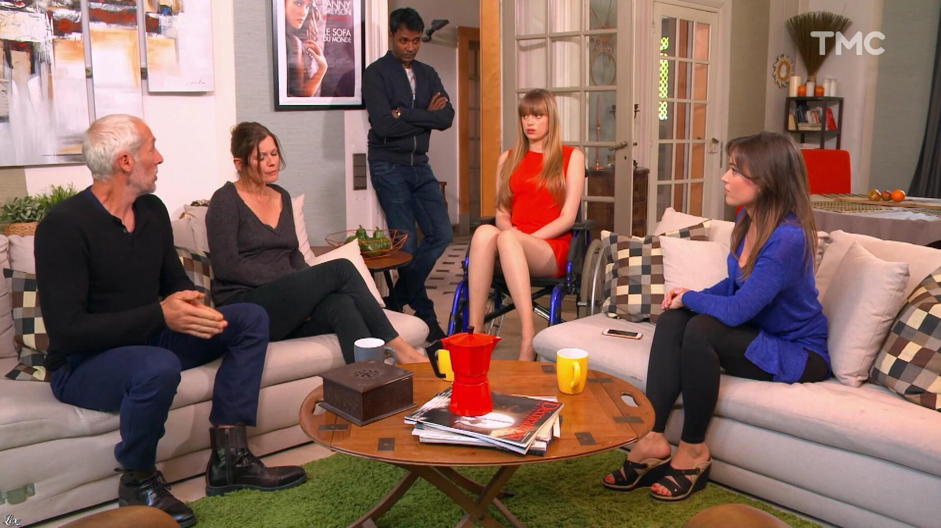 Ambre Rochard dans les Mystères de l'Amour. Diffusé à la télévision le 08/06/17.