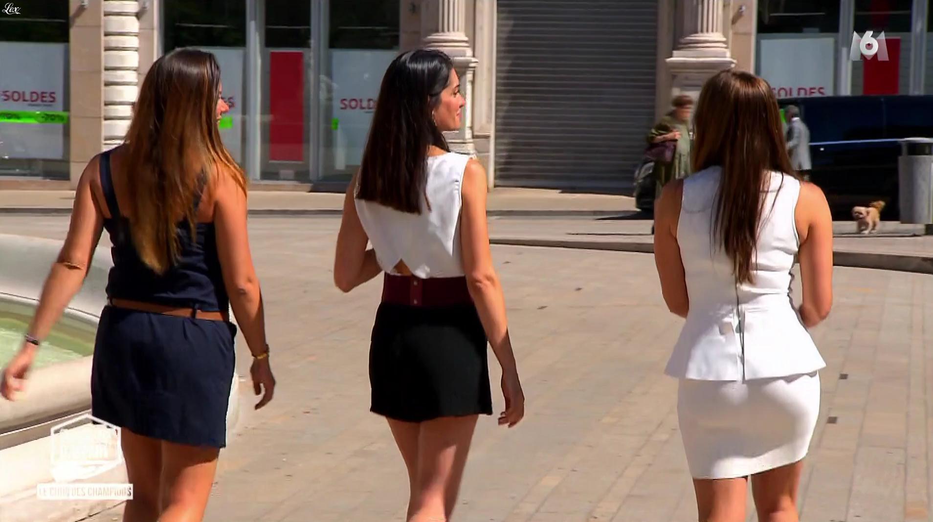 Angelique dans Chasseurs d'Appart. Diffusé à la télévision le 31/01/17.