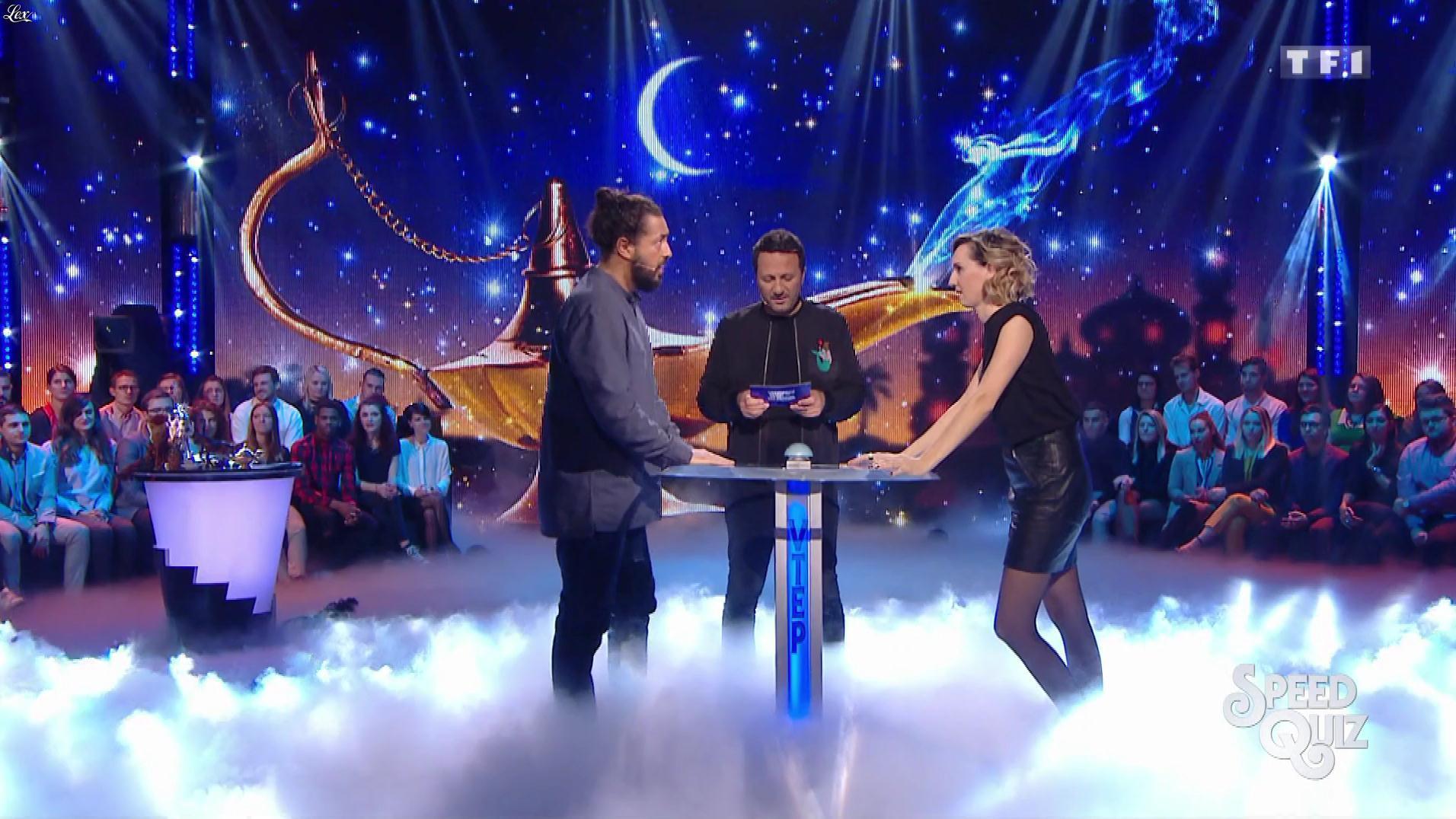 Anne-Sophie Girard dans Vendredi, Tout Est Permis. Diffusé à la télévision le 31/08/18.