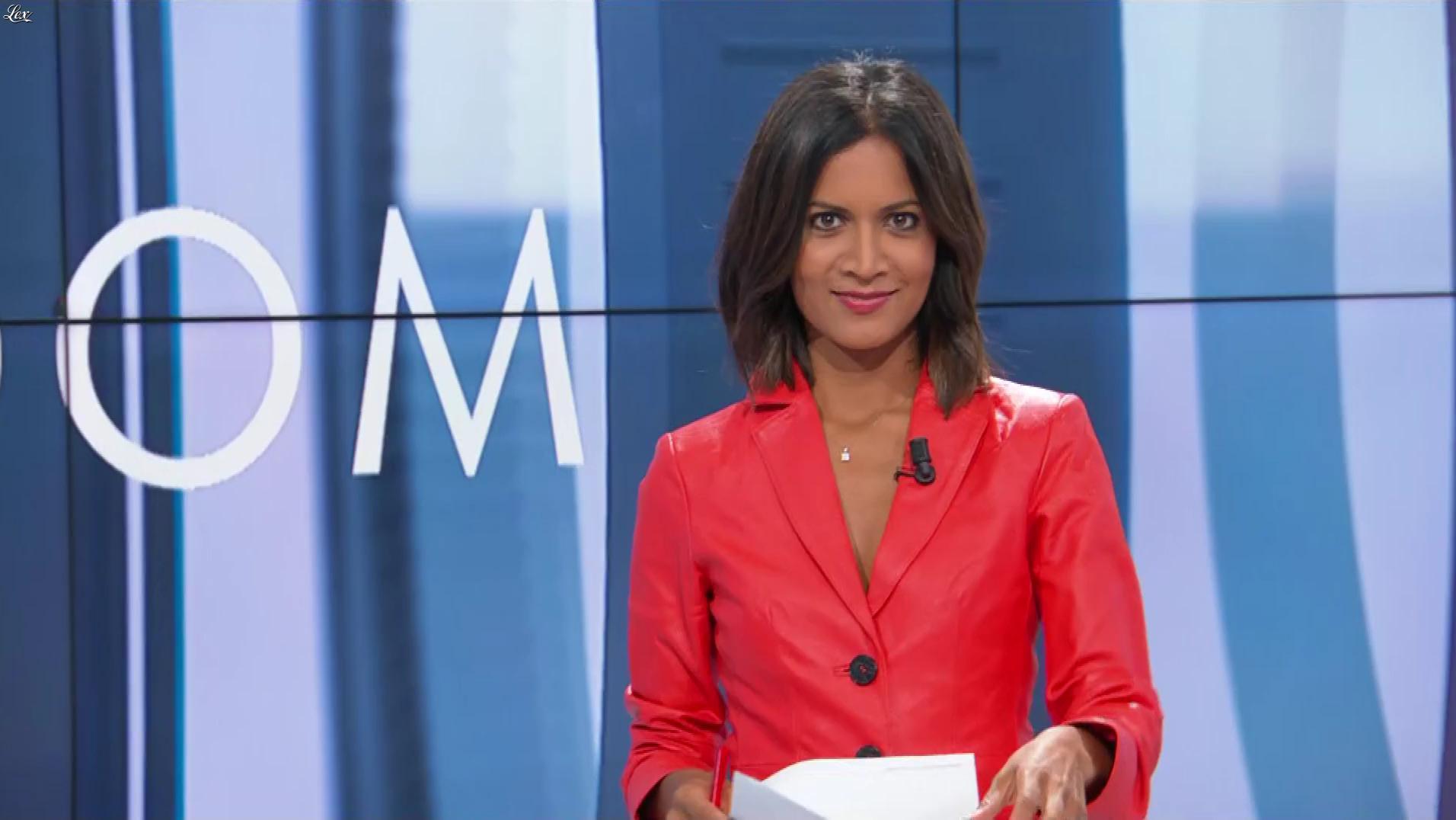 Aurélie Casse dans le Dezoom. Diffusé à la télévision le 10/09/19.