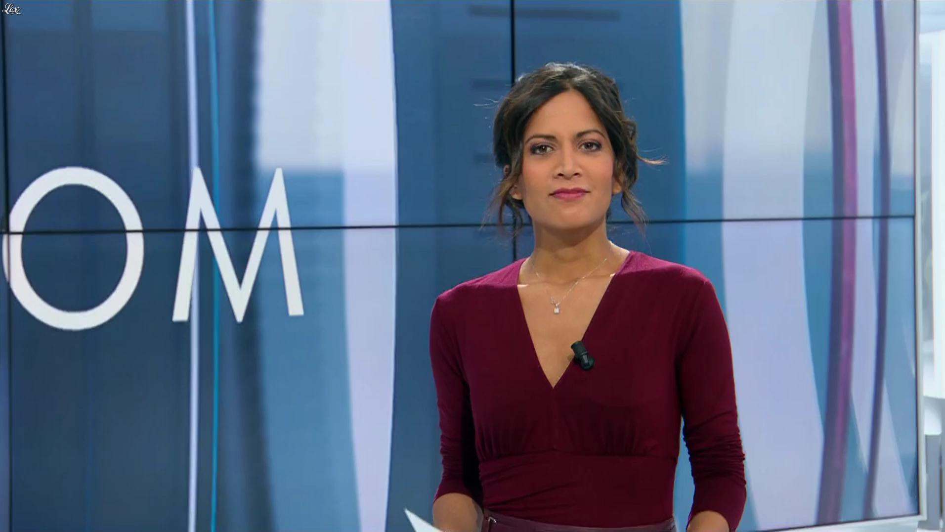 Aurélie Casse dans le Dezoom. Diffusé à la télévision le 22/01/20.