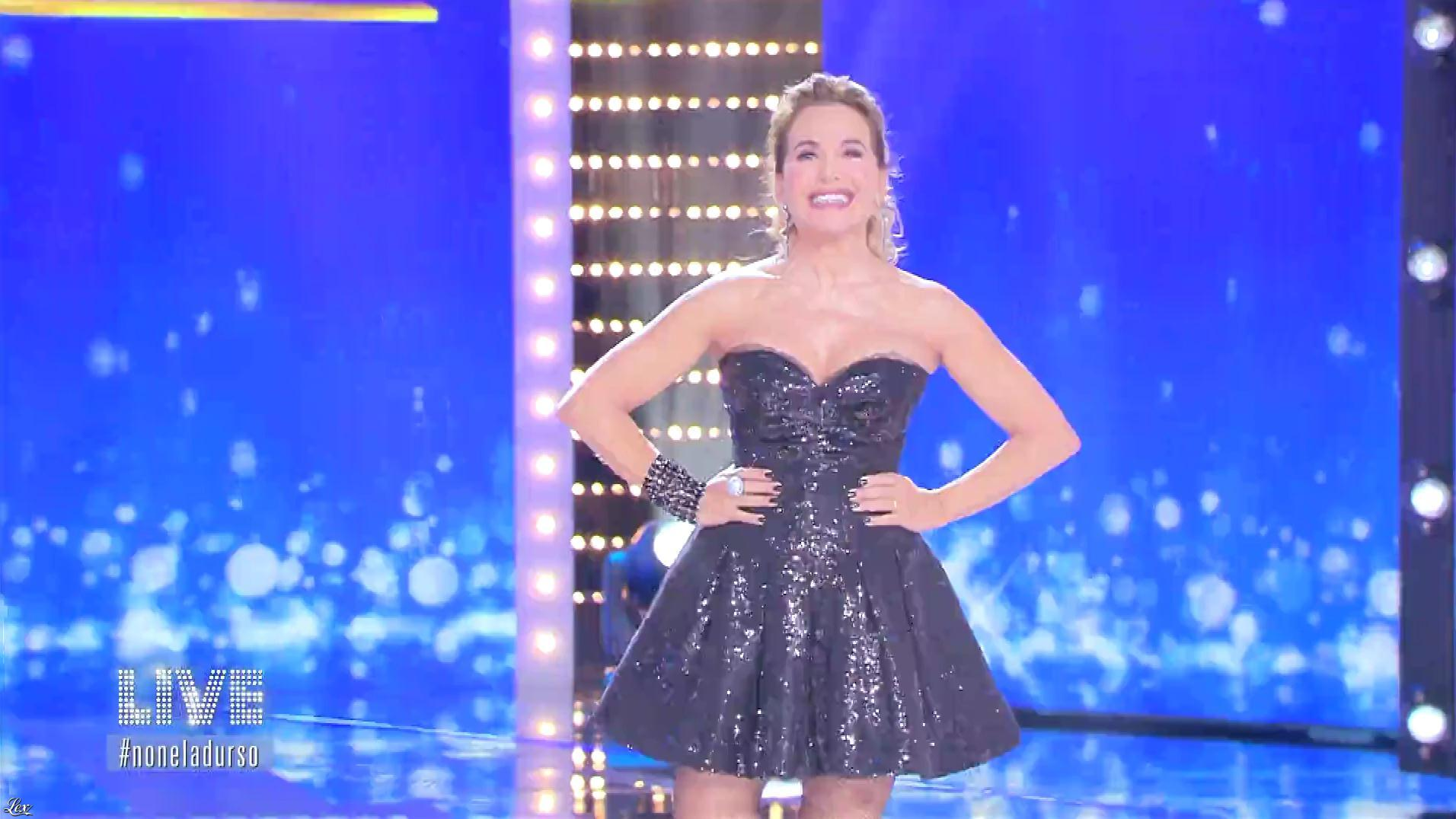 Barbara d'Urso dans Non è la d'Urso. Diffusé à la télévision le 04/11/19.