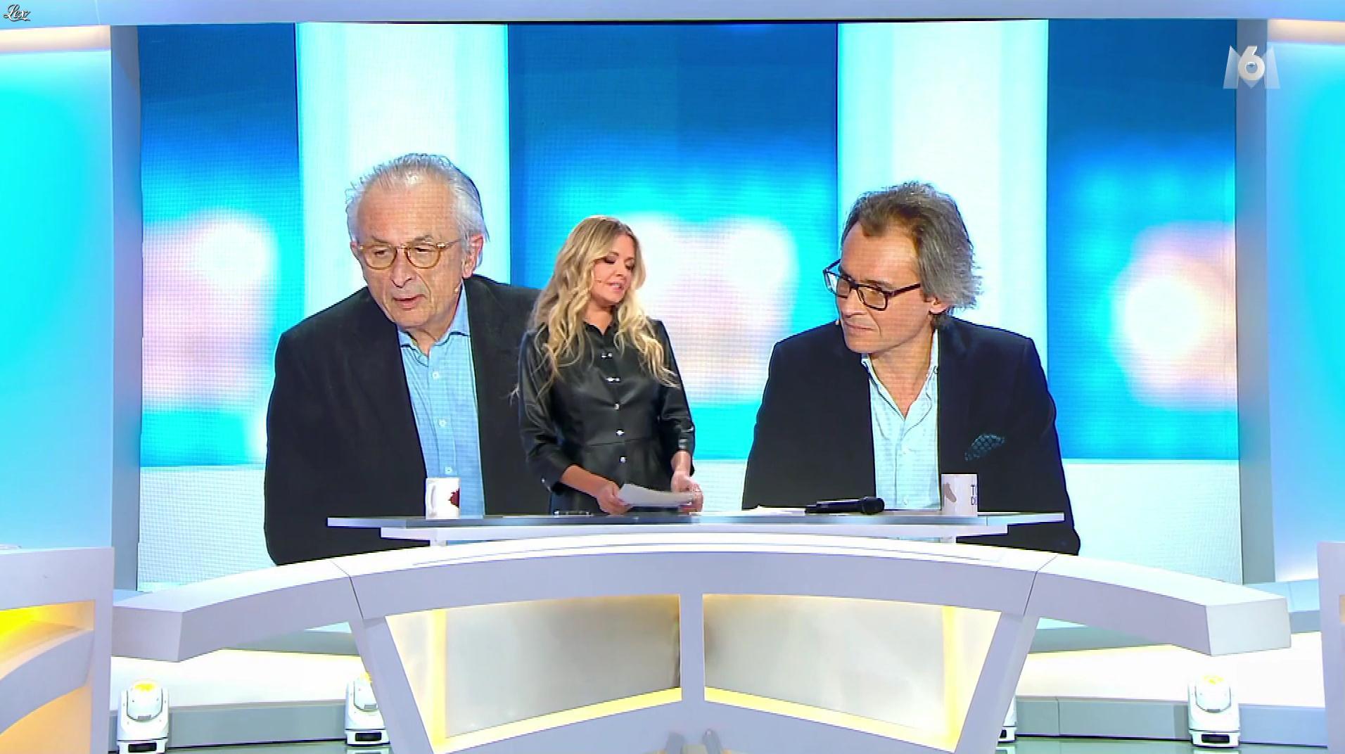 Carine Galli dans Top Départ. Diffusé à la télévision le 15/02/20.