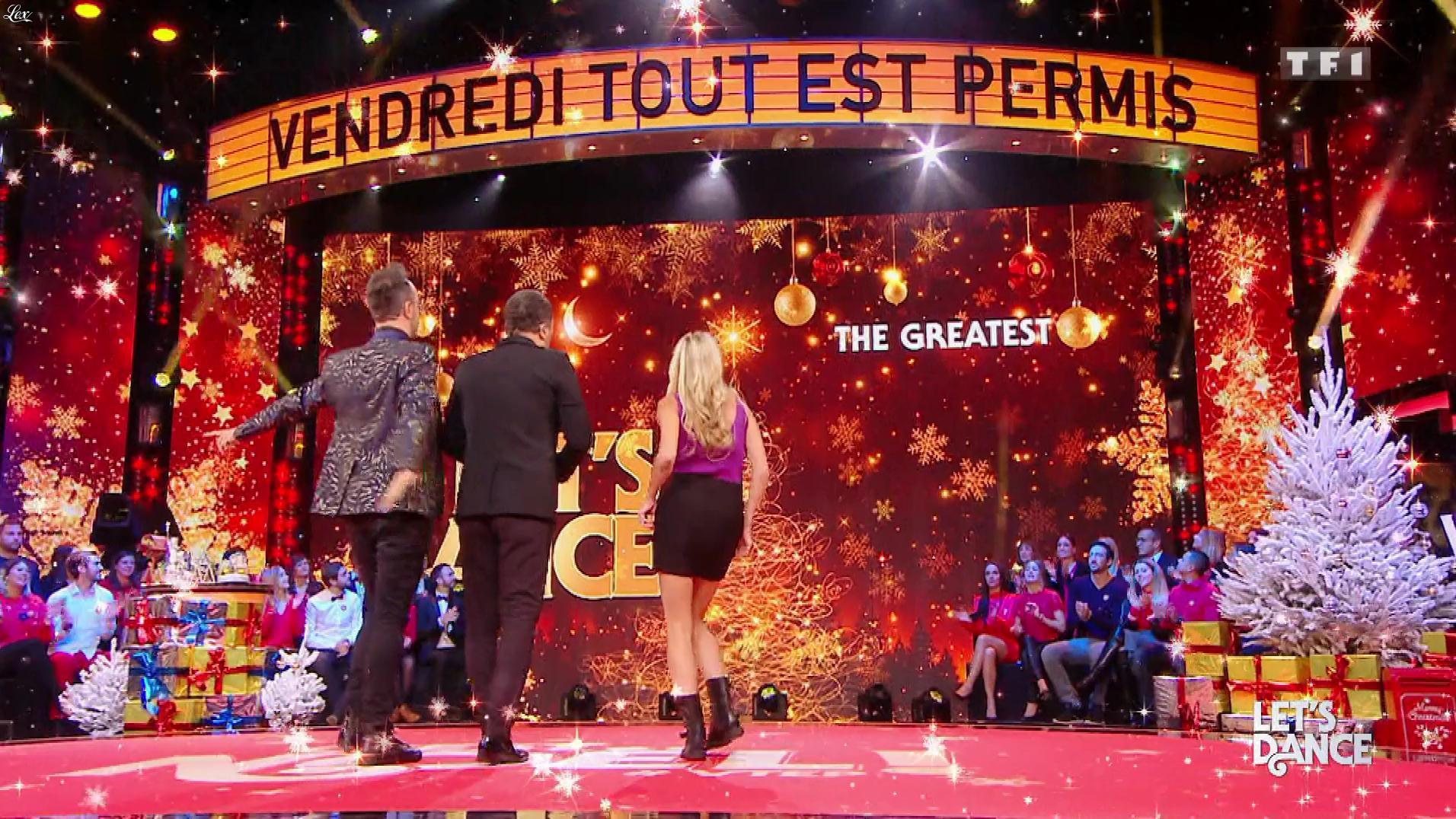 Clara Morgane dans Vendredi, Tout Est Permis. Diffusé à la télévision le 20/12/19.