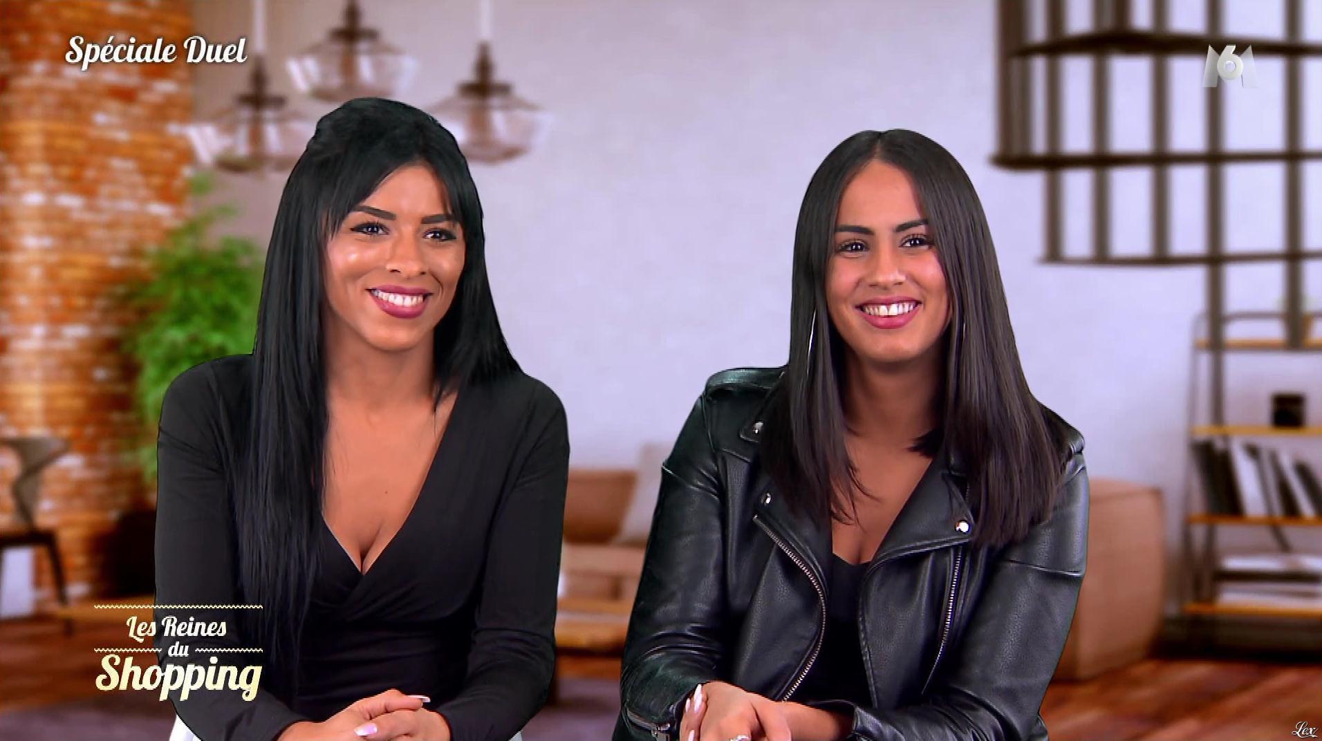 Des Candidates dans les Reines du Shopping. Diffusé à la télévision le 11/12/19.