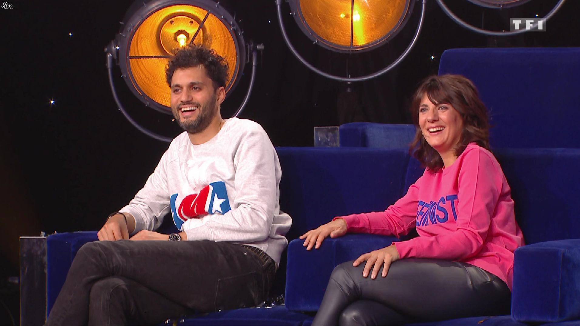 Estelle Denis dans Vendredi, Tout Est Permis. Diffusé à la télévision le 31/08/18.