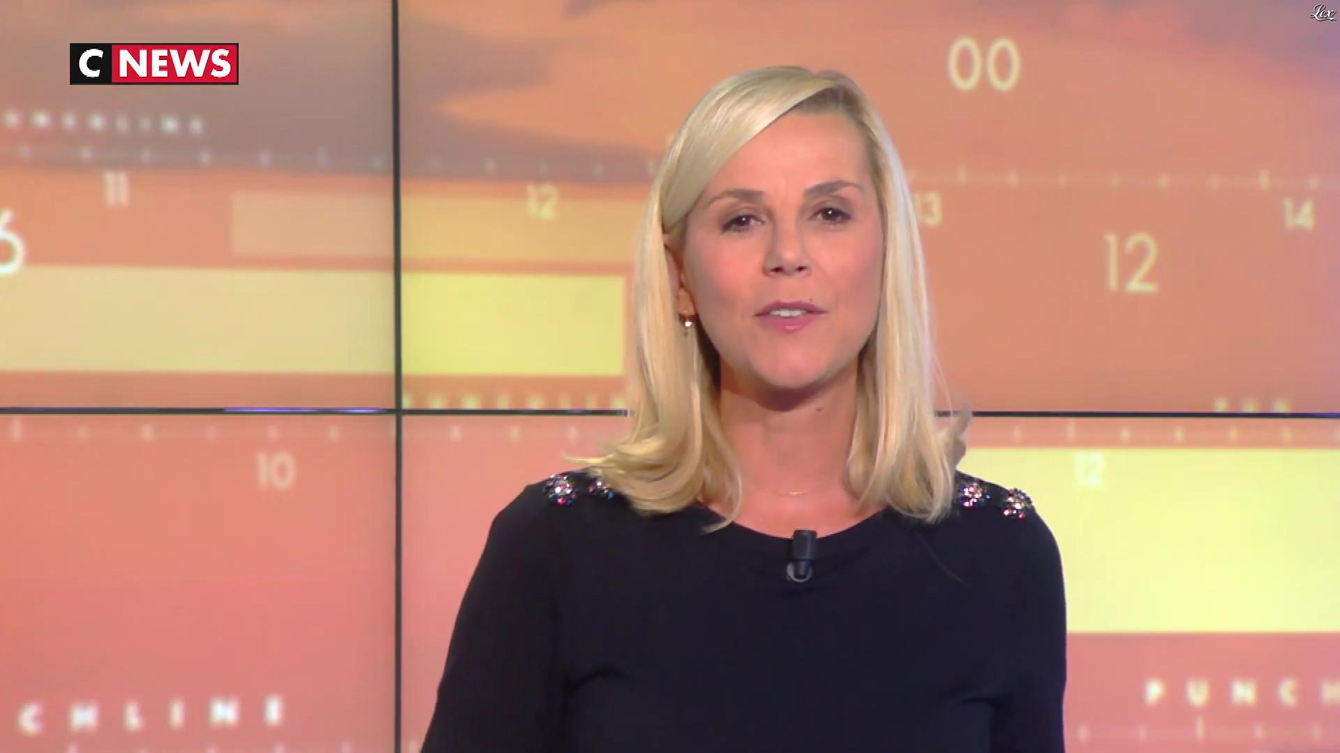 Laurence Ferrari dans Punchline. Diffusé à la télévision le 19/09/19.