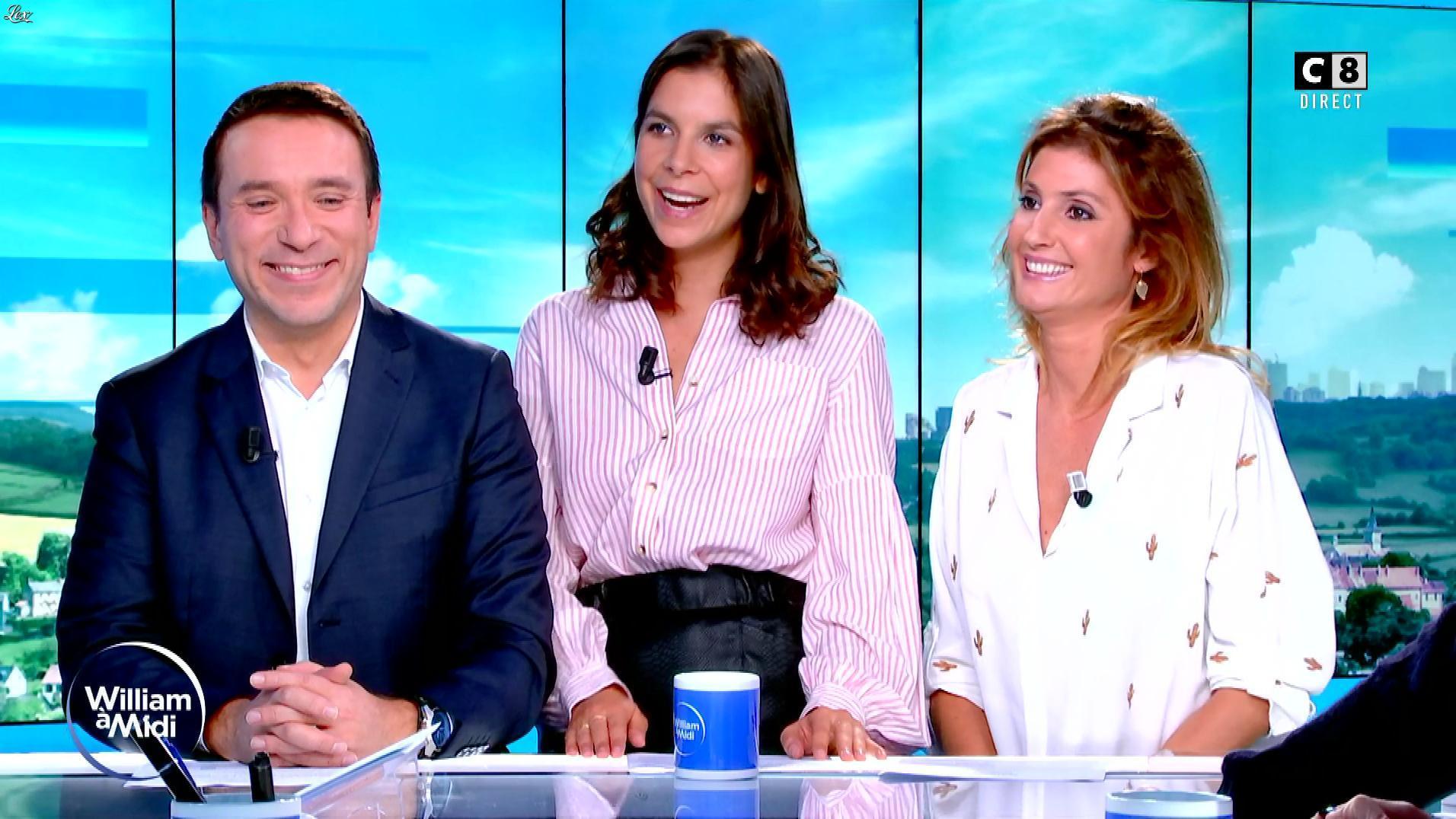 Raphaële Marchal dans William à Midi. Diffusé à la télévision le 05/11/19.