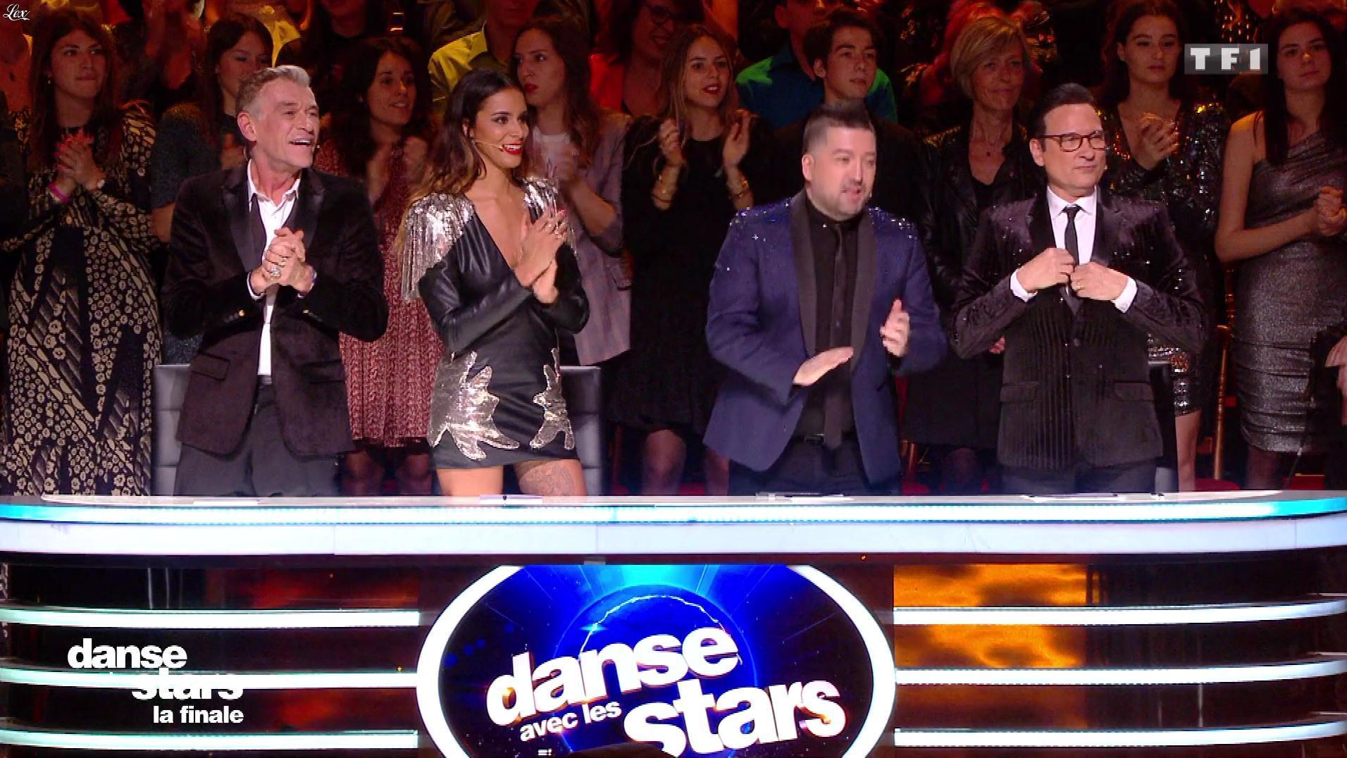 Shy m'dans Danse avec les Stars. Diffusé à la télévision le 23/11/19.