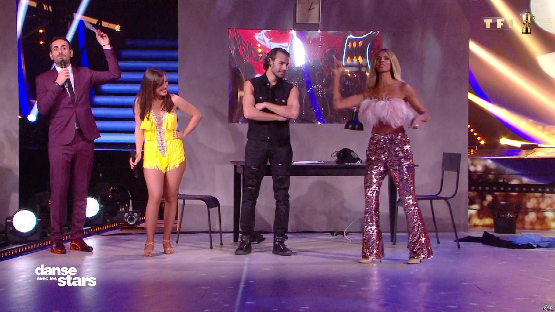 Shy m'dans Danse avec les Stars. Diffusé à la télévision le 28/09/19.