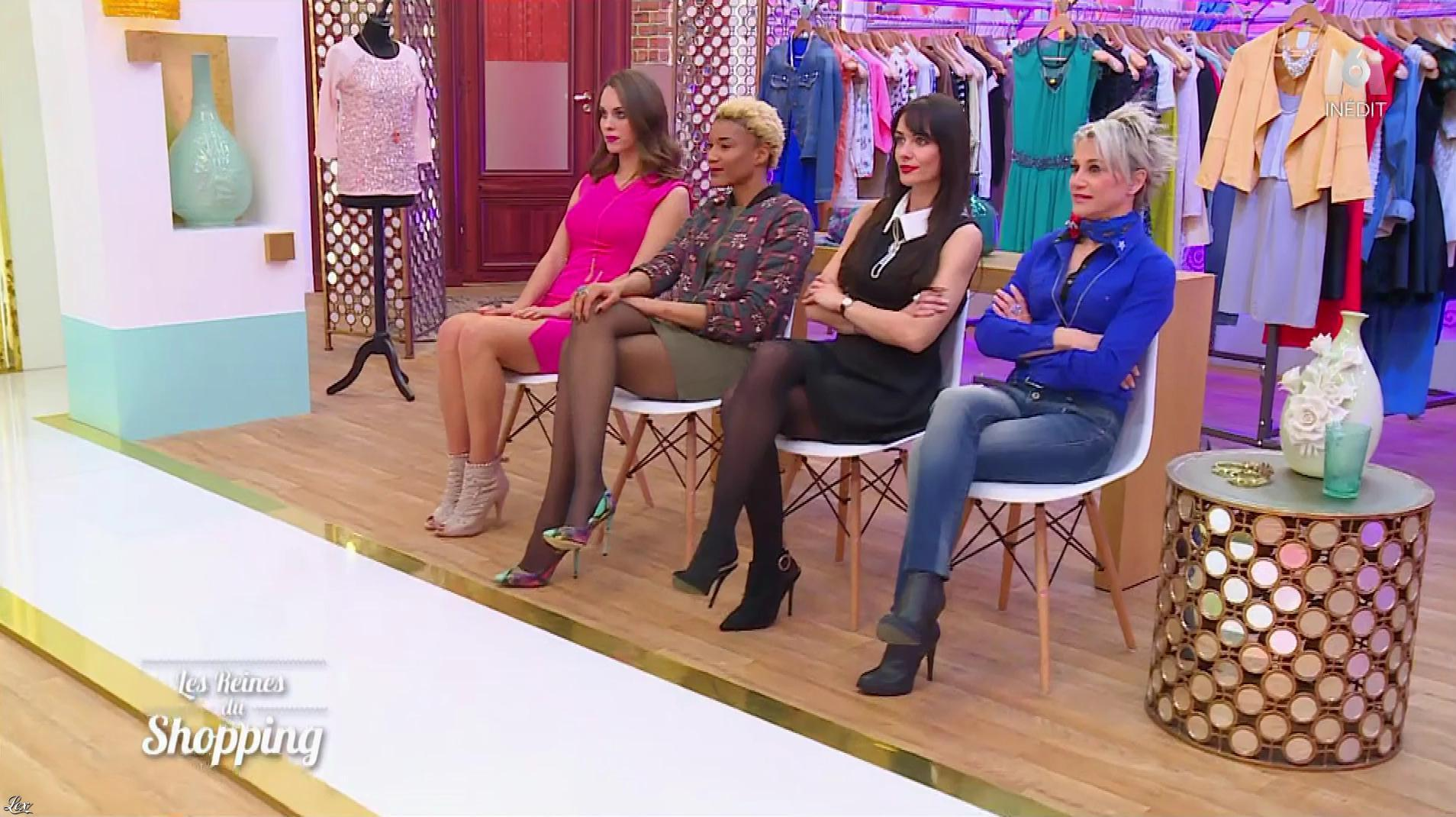 Une Candidate dans les Reines du Shopping. Diffusé à la télévision le 01/11/16.