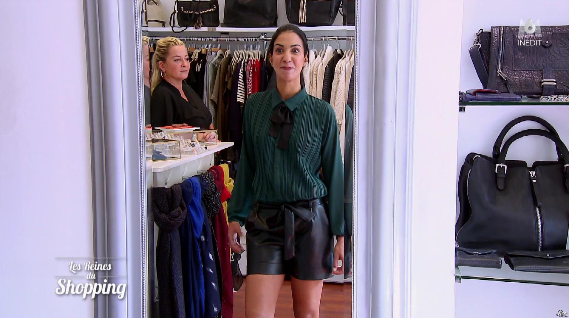 Une Candidate dans les Reines du Shopping. Diffusé à la télévision le 10/02/17.