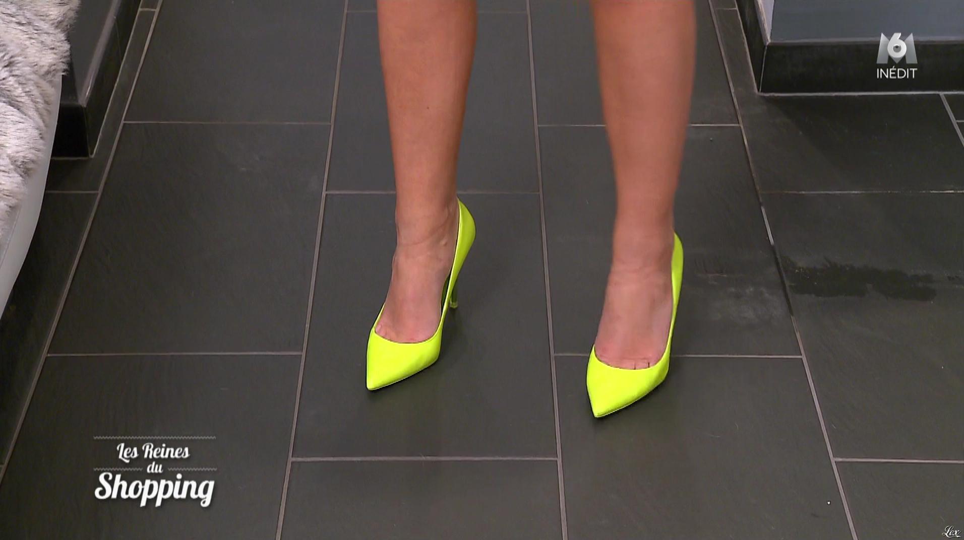 Une Candidate dans les Reines du Shopping. Diffusé à la télévision le 17/01/17.